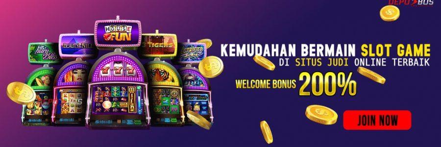 Kemudahan Bermain Slot Game Di Situs Judi Slot Online