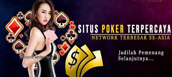 Fitur Situs Poker Terpercaya Di Asia yang Menarik Minat Pemain